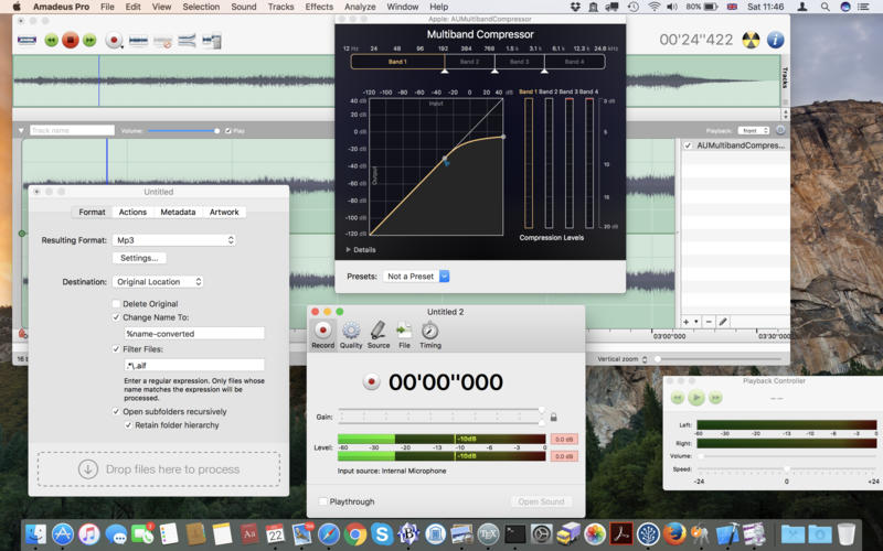Amadeus Pro 2 for macOS Free Download