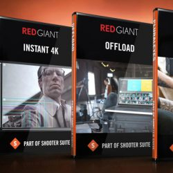 Red Giant Shooter Suite 13 for Mac Free Download