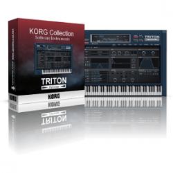 KORG Software TRITON Extreme v1 Free Download