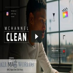 mChannel Clean for Final Cut Pro free Download
