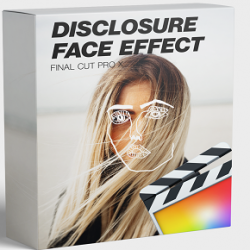 Disclosure Face Effect for Final Cut Pro Free Download
