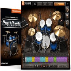 Toontrack PopRock EZX Free Download